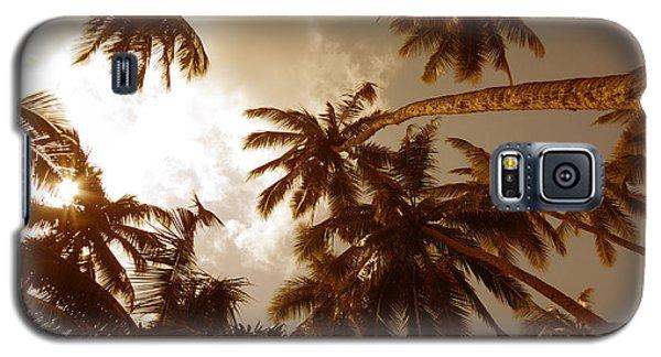 Coconut Palms Galaxy S5 Case