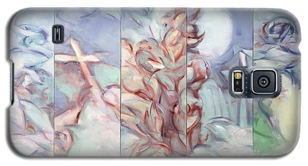 Codex - Speculum Amoris II Galaxy S5 Case