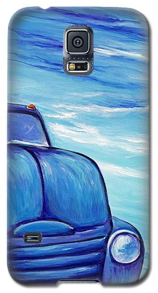 Coe Tow Truck Galaxy S5 Case