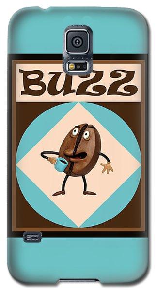 Coffee Buzz Galaxy S5 Case