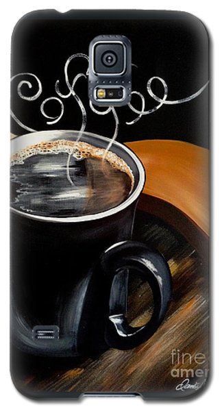 Coffee Break Galaxy S5 Case