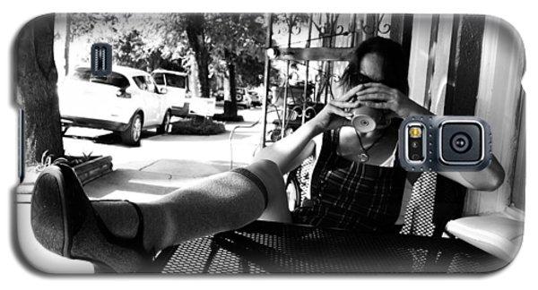 Coffee Break New Orleans Style Galaxy S5 Case