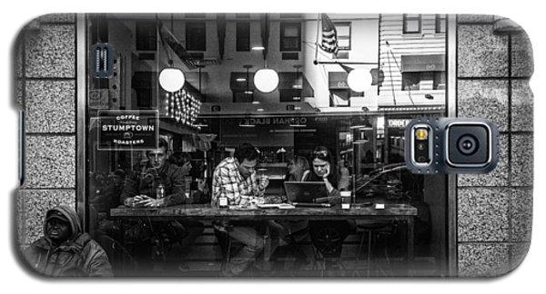 Coffee Galaxy S5 Case