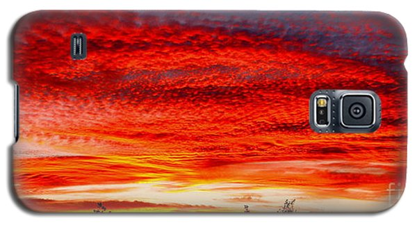 Coffee On Galaxy S5 Case by Greg Patzer