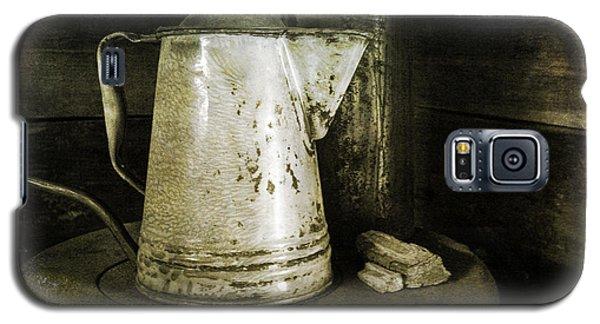 Little Coffee House On The Prairie Galaxy S5 Case