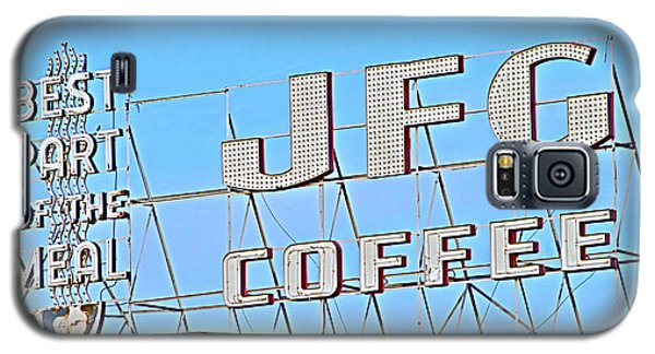 Coffee Sign Galaxy S5 Case