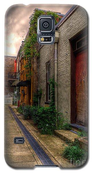 Coggin's Alley Way Galaxy S5 Case by Maddalena McDonald