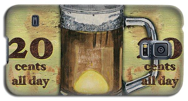 Cold Beer Galaxy S5 Case by Debbie DeWitt