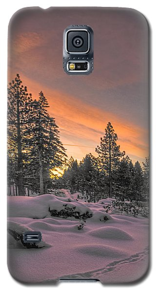 Cold Morning Galaxy S5 Case