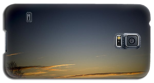 Cold Morning Sunrise Galaxy S5 Case