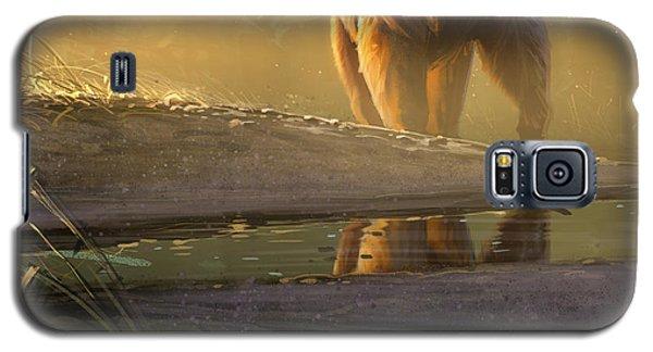 Cold Sunrise Galaxy S5 Case