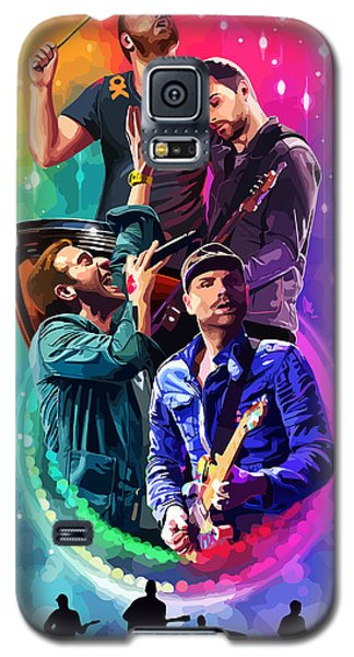 Coldplay Mylo Xyloto Galaxy S5 Case by FHT Designs