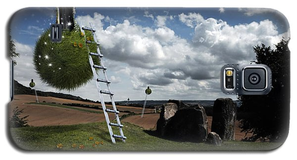 Coldrum Longbarrow  Galaxy S5 Case
