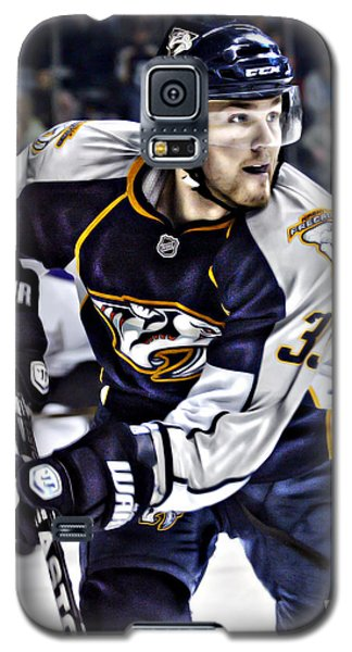 Colin Wilson Galaxy S5 Case by Don Olea