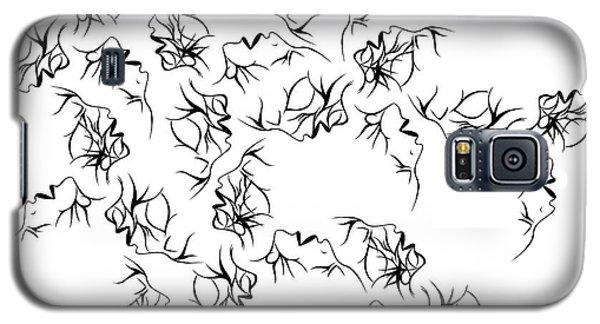 Collaborate Galaxy S5 Case by Jamie Lynn