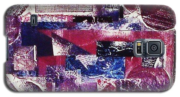 Collage Galaxy S5 Case