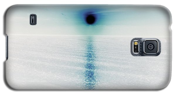 Galaxy S5 Case featuring the photograph Collapsing Sun by Joy Angeloff