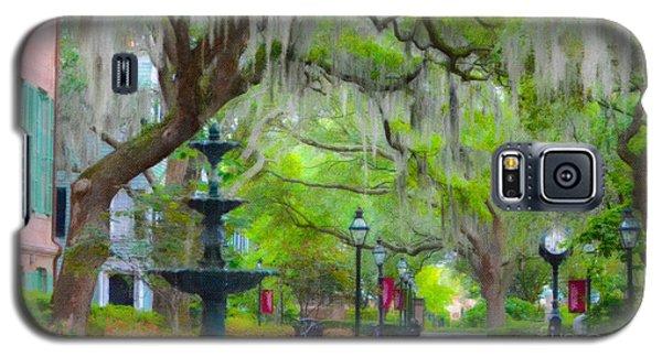 College Of Charleston Galaxy S5 Case