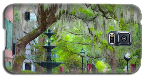 College Of Charleston Galaxy S5 Case
