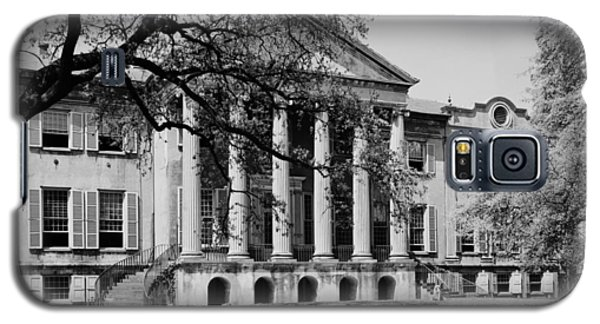 College Of Charleston Main Building 1940 Galaxy S5 Case by Mountain Dreams