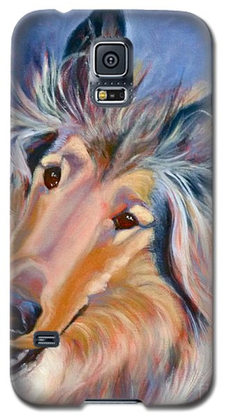 Collie Caper Galaxy S5 Case