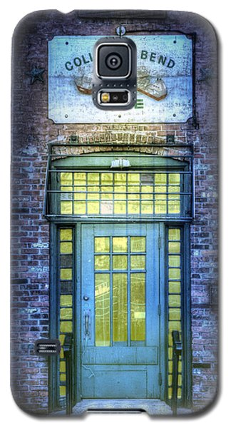 Collision Bend Cafe-cleveland Galaxy S5 Case