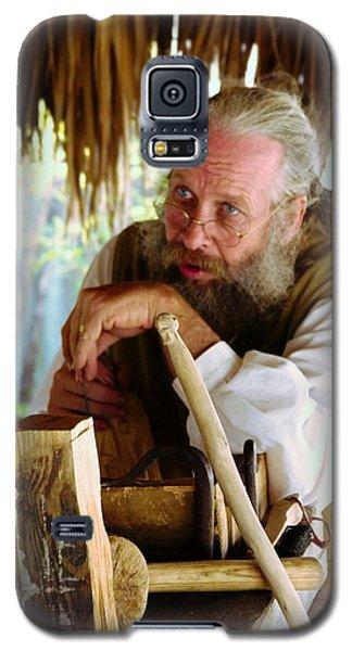 Colonial Man Galaxy S5 Case by Bob Pardue