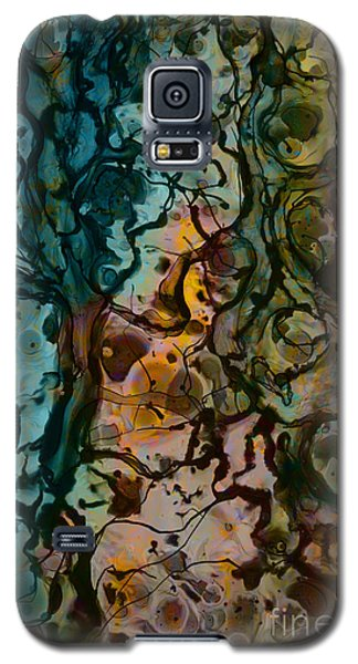 Color Abstraction Xvi Galaxy S5 Case