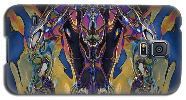 Color Abstraction Xxi Galaxy S5 Case