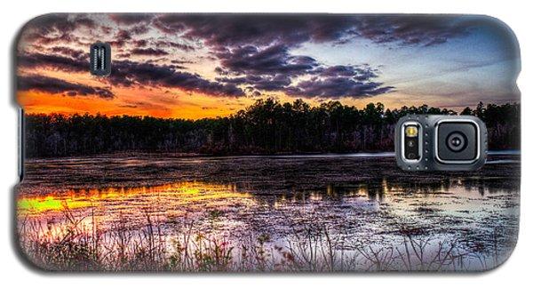 Color Blast Galaxy S5 Case by Maddalena McDonald