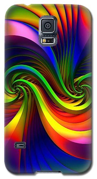 Color Circus Galaxy S5 Case