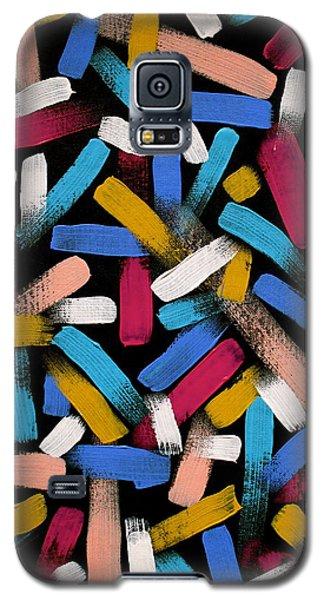 Color Comets Galaxy S5 Case