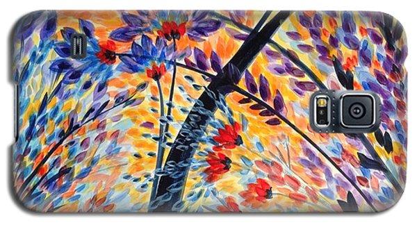 Color Flurry 3 Galaxy S5 Case