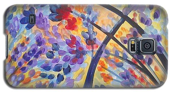 Color Flurry Galaxy S5 Case
