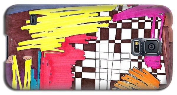 Color Fun IIi Galaxy S5 Case