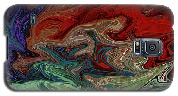 Color Fusion To The Ablution Of Delusions  Galaxy S5 Case