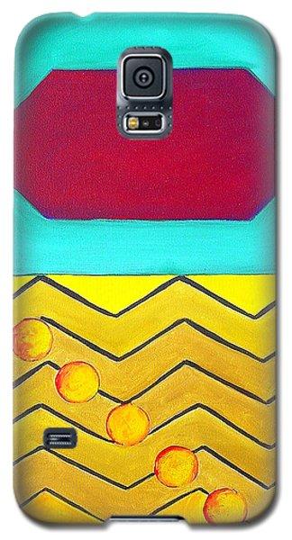 Color Geometry - Hexagon Galaxy S5 Case