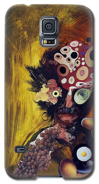 Color Intoxication Galaxy S5 Case by Douglas Fromm