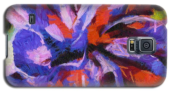 Galaxy S5 Case featuring the digital art Color My Insecurity by Joe Misrasi