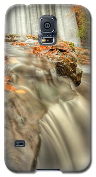 Color Of Autumn Galaxy S5 Case