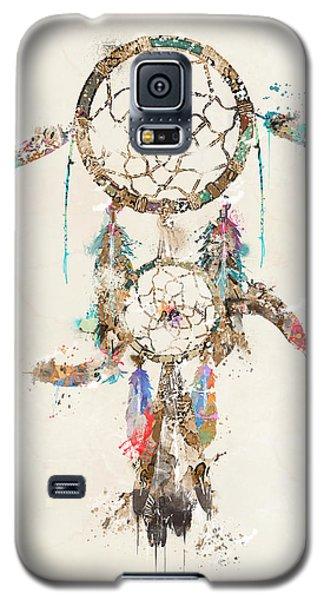 Color Your Dreams Galaxy S5 Case by Bri B