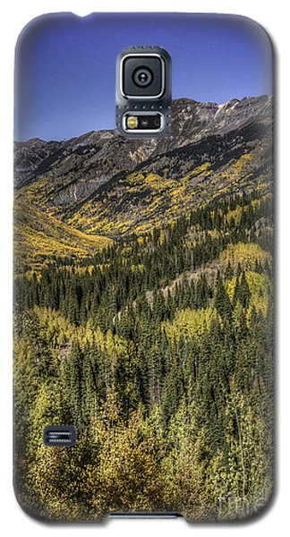 Colorado 10 13 Galaxy S5 Case