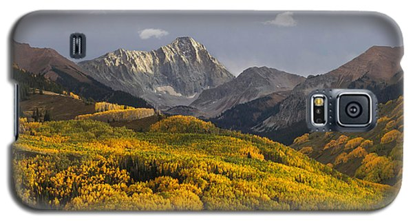 Colorado 14er Capitol Peak Galaxy S5 Case