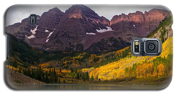 Colorado 14ers The Maroon Bells Galaxy S5 Case