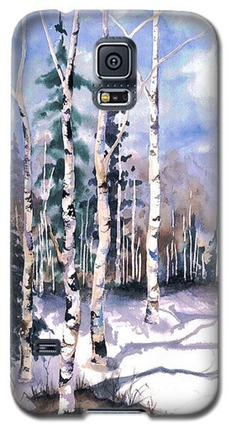 Colorado Aspens 2  Galaxy S5 Case