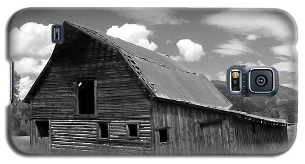 Colorado Barn Galaxy S5 Case