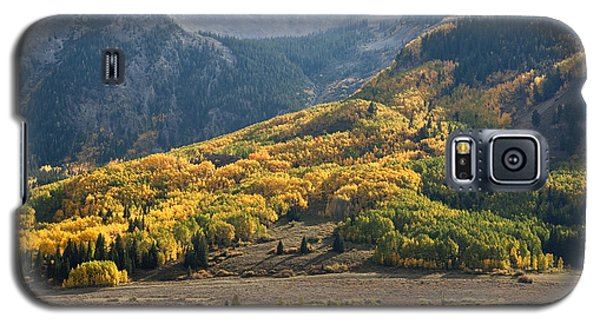 Galaxy S5 Case featuring the photograph Colorado Changing Eleven   by Eric Rundle