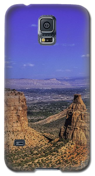 Colorado Nat Monument Galaxy S5 Case
