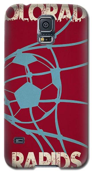 Colorado Rapids Goal Galaxy S5 Case by Joe Hamilton