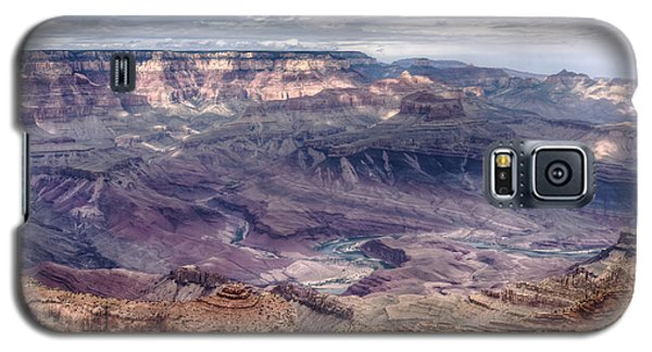 Colorado River At Grand Canyon Galaxy S5 Case by Wanda Krack